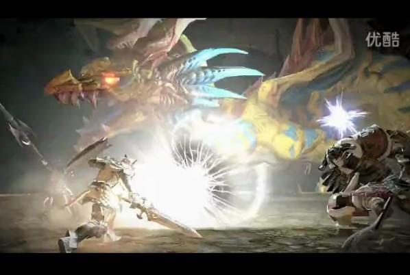 《最终幻想14》预告片