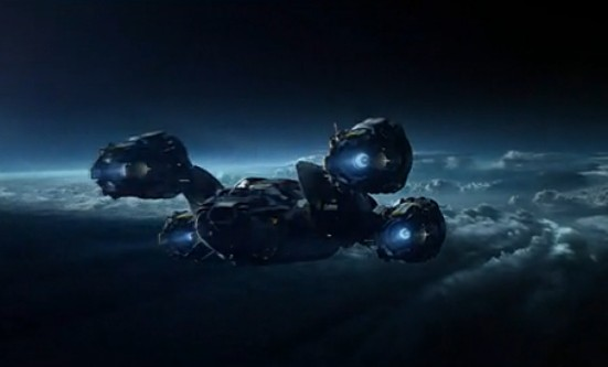 《普罗米修斯》中文版预告 9月2日上演重口味科幻史诗