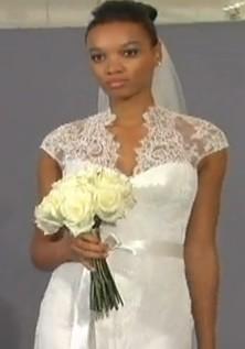 纽约婚纱周 十大婚纱流行趋势