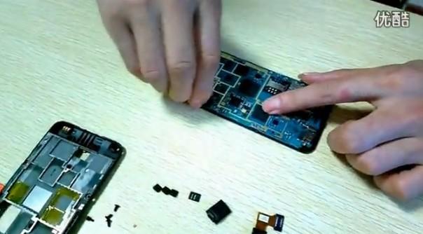 全球首发小米手机2完全拆机视频