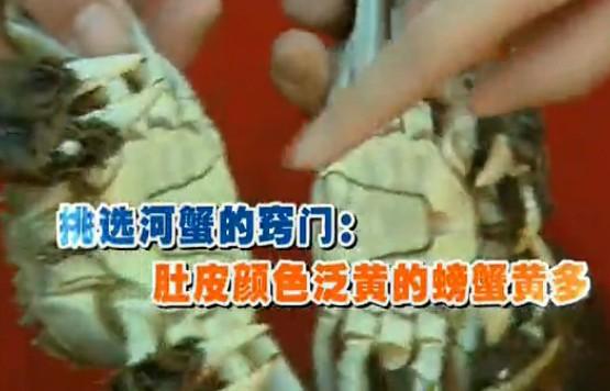 蟹的季节如何挑选,我来支招!