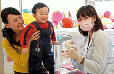 宝宝乳牙保养