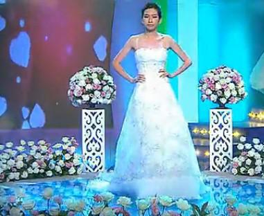 如何挑选最适合的婚纱