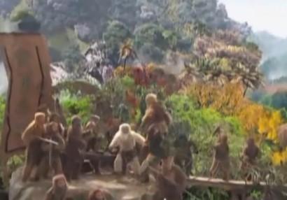 六耳猕猴和新版西游记