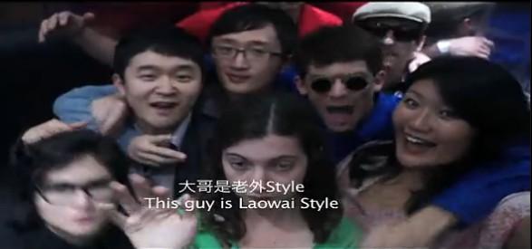 笑喷了!外国人用中文唱江南Style