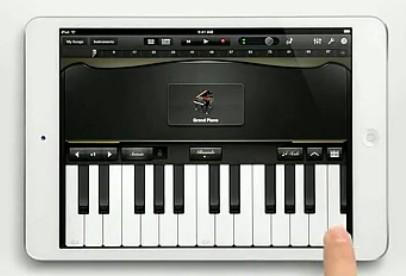 iPad mini 官方广告