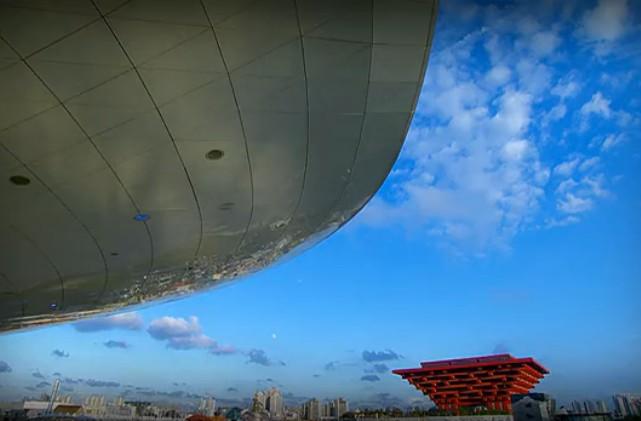 中国3D纪录片《世博之光》预告片