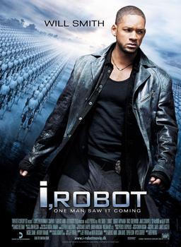 《机械公敌》威尔史密斯单挑未来机器人