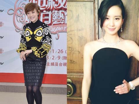 刘诗诗赴台与孙俪比拼人气  否认出演《甄嬛》续集