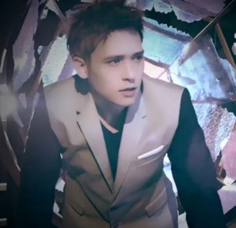 倪安东全新专辑首波《一切都是因为爱》MV