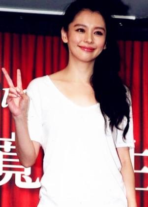 徐若瑄自曝有新欢 不排除明年完成结婚生孩子