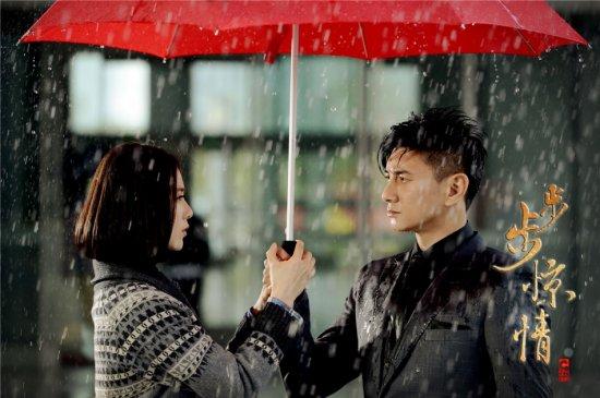 """《步步惊情》约定版MV 吴奇隆刘诗诗虐恋""""身不由己"""""""