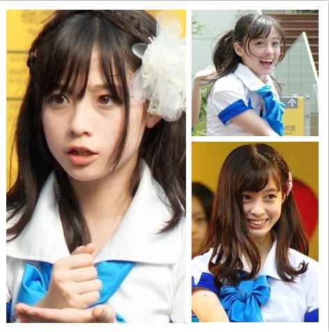 日本14岁萝莉爆红 力压国民偶像AKB