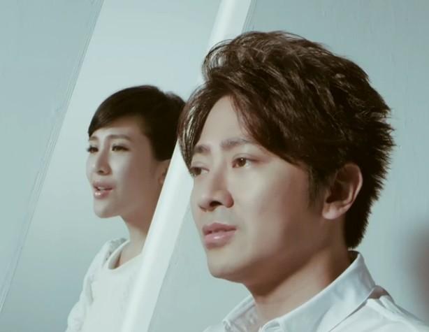 孙耀威&梁文音携手打造情歌经典《幸福的忘记》MV