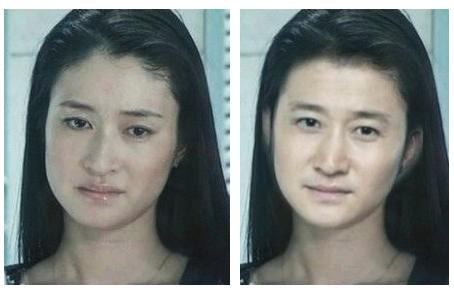 吴京和日本女星小雪撞脸 网友惊呼一模一样