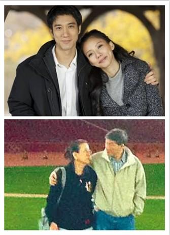 曝王力宏结婚 与父母同天纪念日