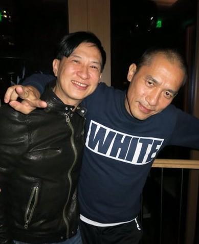 张家辉迎49岁生日 张学友梁朝伟为其庆生