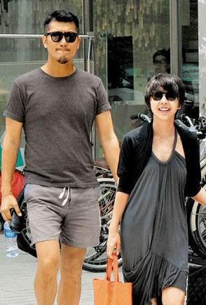 39岁许茹芸公开恋情晒幸福 下一站:结婚!