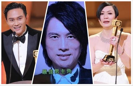 黄子华压张智霖爆冷夺TVB视帝 田蕊妮获封双料视后