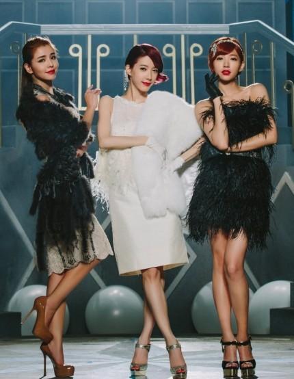 Dream Girls颠覆舞曲听觉 强劲节拍创造《美丽头条》