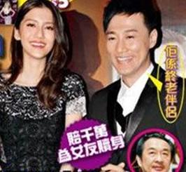 传林峰吴千语今年内地注册结婚 目的避分家产