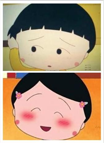 樱桃小丸子新发型萌到哭 网友调侃:花轮同学知道么