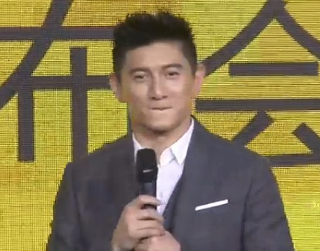 """""""四爷""""吴奇隆升级当""""吴总"""" 坦言员工年终奖很丰厚"""