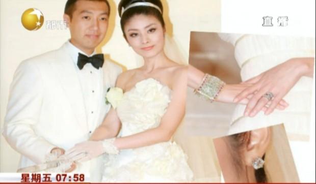 明星的奢华婚礼 到底谁买单?
