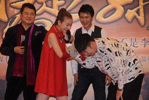 """杜海涛拜师拒绝下跪 要吸取""""跪舔""""权志龙的教训"""
