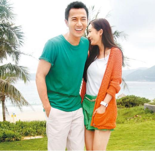 刘恺威杨幂承认双喜临门 怀孕三个月预产期7月
