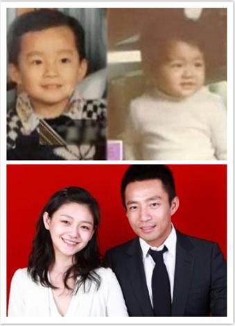 大S汪小菲童年照曝光 网友猜测孩子像谁