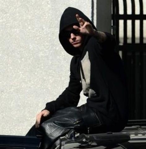 贾斯汀疑遭警方陷害 醉驾超速或被推翻