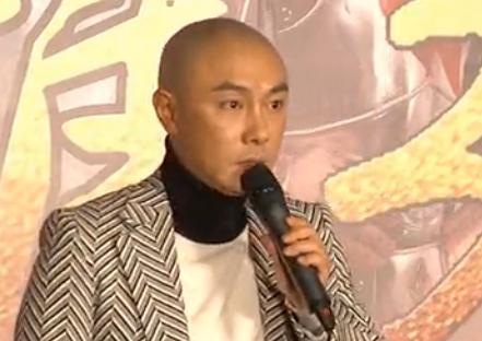 张卫健分饰两角练就中国好舌头 自曝着急当爹