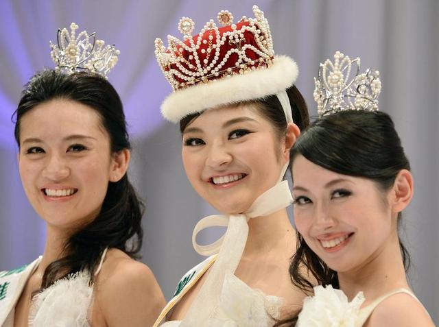 """""""日本小姐""""冠军出炉 21岁学生妹丑哭网友"""