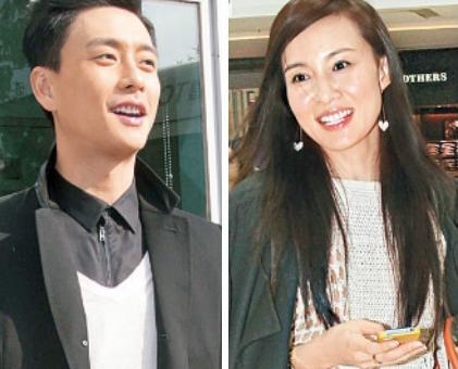 黄宗泽新女友否认曾抢姐妹老公 知性率性兼备