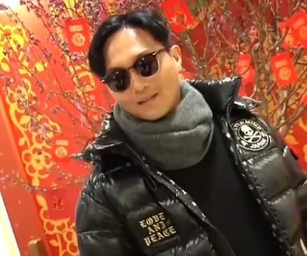 张智霖情人节带老婆游欧洲 获设计师青睐