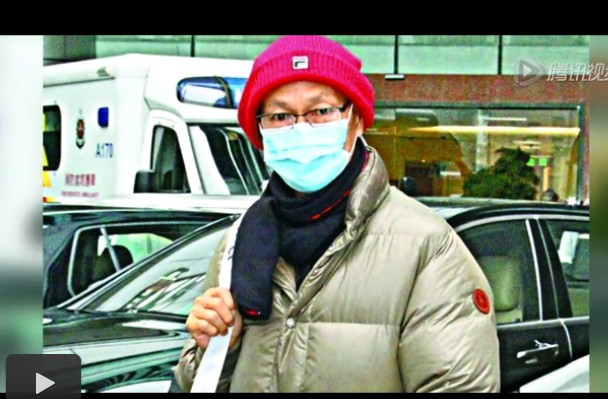 罗家英新春入院切除肝脏2cm肿瘤