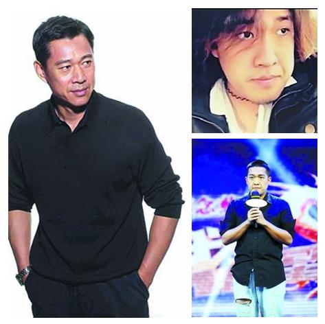 张丰毅与前妻吕丽萍25岁儿子上节目 自曝被父嫌丑