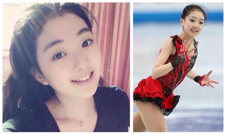 17岁花滑美少女李子君似仙子 日本宅男拜倒