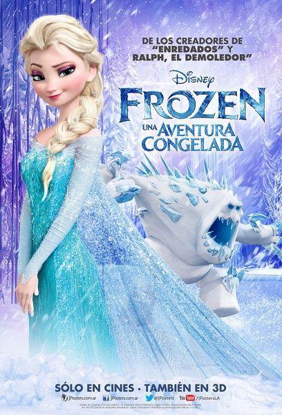 奥斯卡颁奖礼 最佳动画长片:《冰雪奇缘》