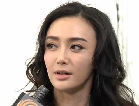 秦岚避谈与陆川情感话题 否认新剧跟风《星星》