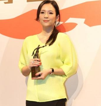 章子怡两天夺两影后 获奖感言深情告白