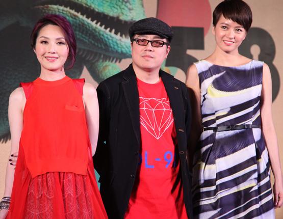 杨千嬅为梁咏琪传授生育秘诀 称全赖幸运验孕棒