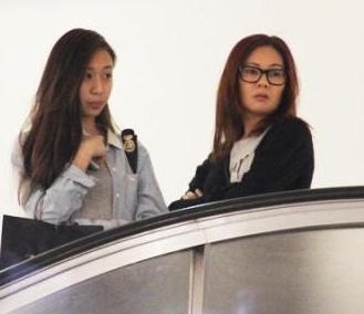 昔日艳星李丽珍16岁女儿近照曝光 继承母亲美貌
