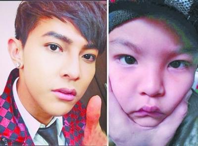 汪东城公布5岁儿子照片 网友惊呼