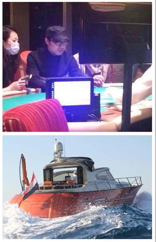汪峰豪掷3000万购超级游艇 欲向章子怡求婚