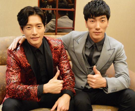 张亮将与朴海镇合作 首拍韩剧称体验更重要