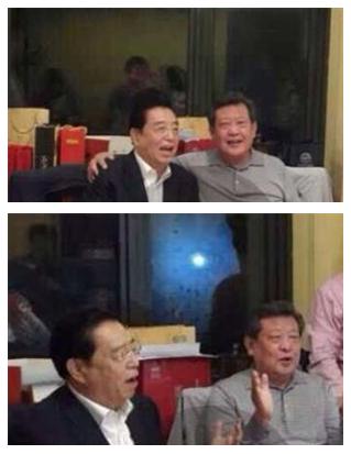 网曝李双江近照 同行聚会拍手展笑颜