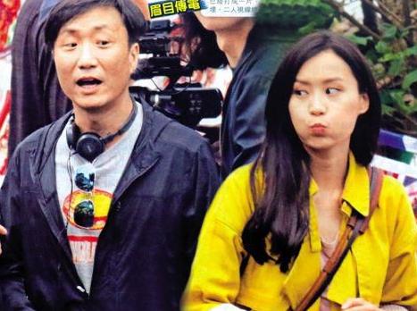 郑中基爆粗否认背妻女搭上陈法拉 陈法拉无奈
