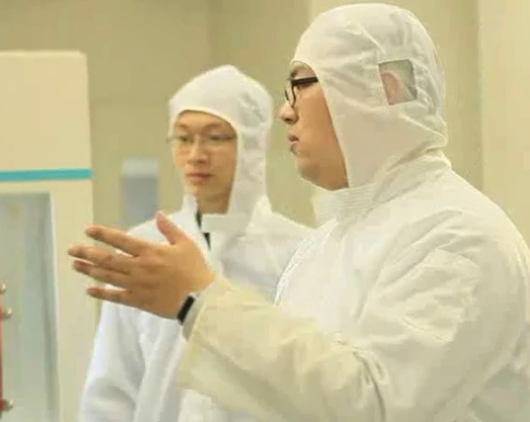 上海技术物理研究所《筑梦·在脚下》